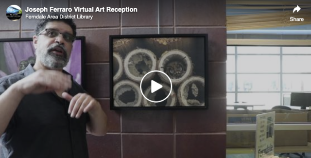 Ferndale Library Virtual Art Reception